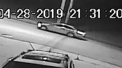 Investigators believe this car hit a man in Penn Hills on Sunday, April 28, then feld the scene. The man that was hit died.