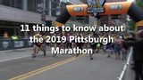 11 things to know about the Pittsburgh Marathon