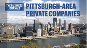 The Pittsburgh Business Times is out with the annual list of the area's largest companies.