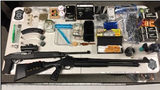 WANTED MAN ARRESTED WITH LOADED RIFLES: Deputies arrest