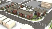 A rendering of the Mellon's Orchard South development. Source: Trek Development Group, Pittsburgh Business Times