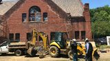 Pittsburgh church getting thousands of dollars of repairs on water main break done for free
