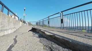 City working to fix infrastructure along Grandview Avenue