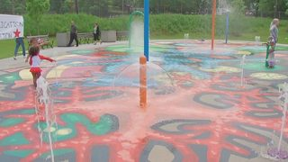 City of Pittsburgh opens new spray park -- but it came with controversy