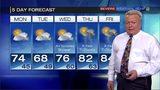 Meteorologist Kevin Benson's extended forecast (5/19/19)