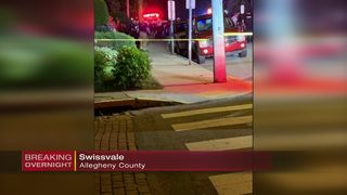 Police investigating after man found shot dead in Swissvale