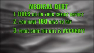 Clark Howard: Medical Debt