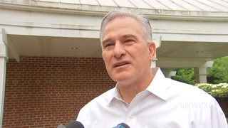 District Attorney Steven Zappala votes