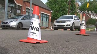 PWSA work causing traffic headaches in Morningside