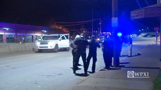 Person shot in SUV in New Kensington