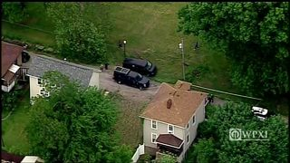 RAW VIDEO: Coroner called to shooting in Greensburg