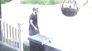 Rochester burglary suspect
