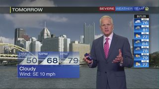 Summer-like heat returns Wednesday