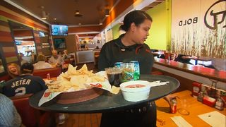 Tuesday is National Waitstaff Day