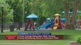 Babysitter charged after 2-year-old boy found alone in local park