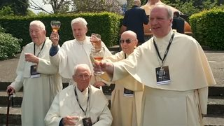 Belgian monks are eager to make beer again