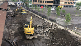 Several blocks of Strip District street remain closed days after water main break