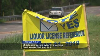 Voters approve letting businesses sell alcohol in previously