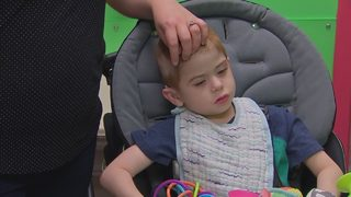 3-year-old with rare disease comes to Pittsburgh for treatment