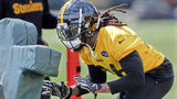 Pittsburgh Steelers LB Mark Barron said he see's a hungry team heading into this season. Source: Chase Williams, WPXI
