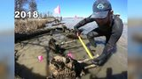 Last US slave ship discovered among gators, snakes