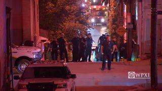 Two men shot in Allentown