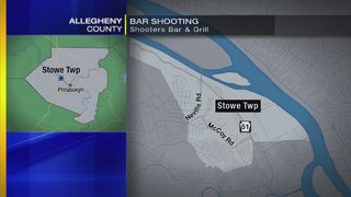 Person hurt in shooting at Stowe Twp bar