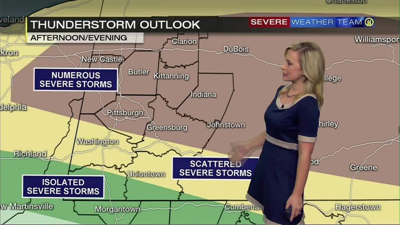 PITTSBURGH WEATHER: LIVE UPDATES: Tornado Watch, Flash Flood Warning on