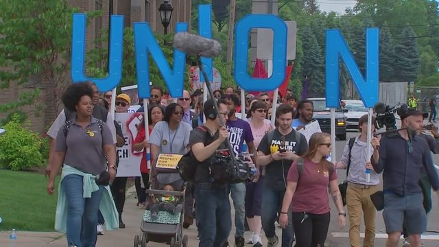 UPMC STRIKE: UPMC workers planning to walk off the job on