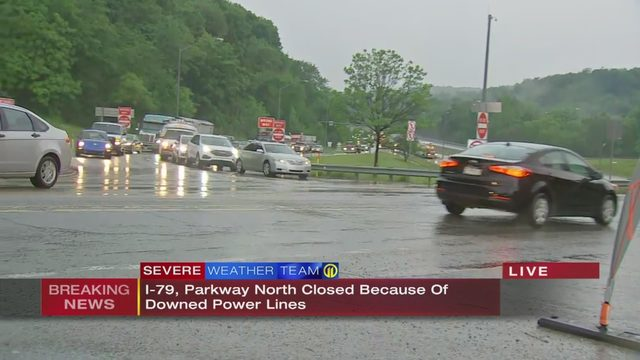 PITTSBURGH TRAFFIC: Pittsburgh Traffic: Route 28 reopens