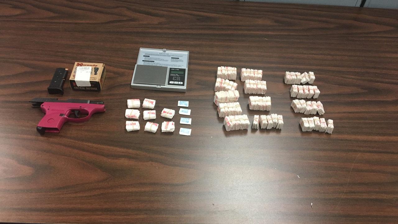 NEW KENSINGTON DRUG BUST: Police find hundreds of stamp bags