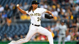 PITTSBURGH, PA - MAY 31: Chris Archer #24 of the Pittsburgh Pirates delivers a pitch during the first inning against the Milwaukee Brewers at PNC Park on May 31, 2019 in Pittsburgh, Pennsylvania. (Photo by Joe Sargent/Getty Images)