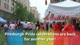 Pride weekend in Pittsburgh