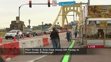 Busy weekend of events, road closures in Pittsburgh