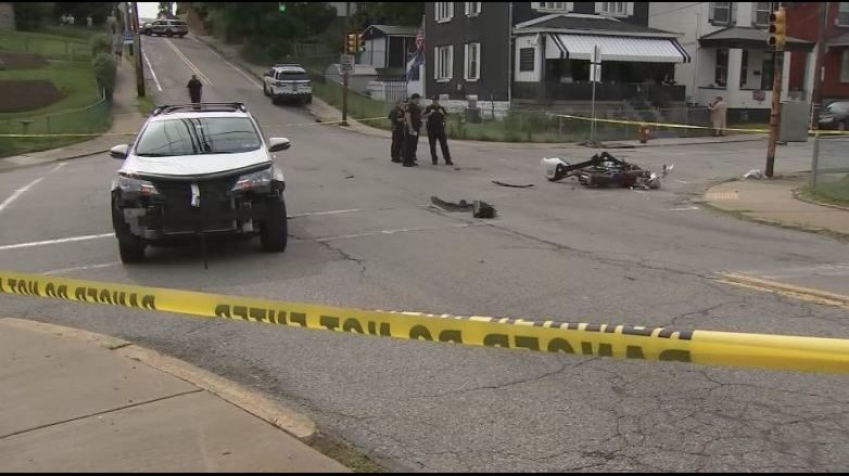MT  WASHINGTON CRASH: Motorcyclist rushed to hospital