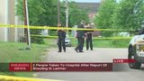 2 people rushed to hospital after being shot in Larimer