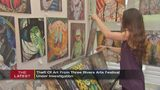 Theft of art from Three Rivers Arts Festival under investigation