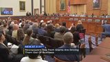 Google and Facebook grilled on Capitol Hill over impact on local news