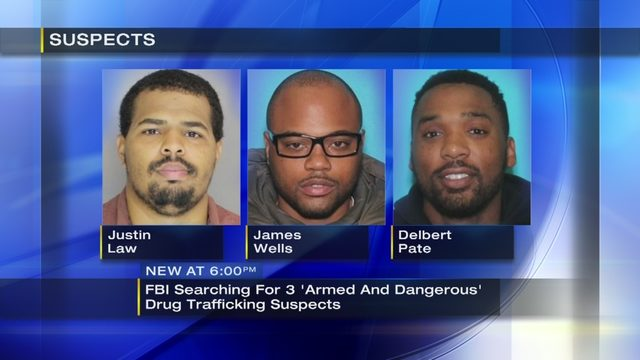PITTSBURGH DRUG CHARGES: Another one: FBI releases picture of 4th