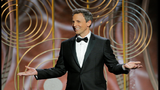 Host Seth Meyers speaks onstage during the 75th Annual Golden Globe Awards at The Beverly Hilton Hotel on January 7, 2018 in Beverly Hills, California. (Photo by Paul Drinkwater/NBCUniversal via Getty Images)