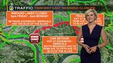 TRAFFIC: Parkway East weekend closure (6/14/19)