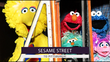 Sesame Street Characters (L-R) Big Bird, Elmo, Cookie Monster, and Abby Cadabby attend HBO Premiere of Sesame Street's The Magical Wand Chase at the Metrograph on November 9, 2017 in New York City. (Photo by Slaven Vlasic/Getty Images for HBO)