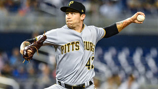 Pirates rout Marlins 11-0 to stop 7-game slide