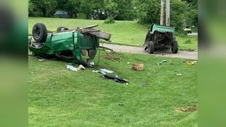1 killed, 2 injured in crash in Westmoreland County