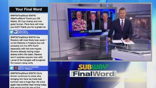 The Final Word- Segment Three 06/16/2019