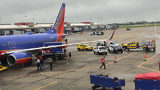 Southwest Airlines plane hit by truck at Pittsburgh International Airport