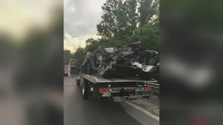 3 dead after crash involving large truck