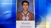 Mustafa Mousab Alowemer, 21, has been arrested and charged by the FBI in Pittsburgh for allegedly plotting an attack on a North Side church.