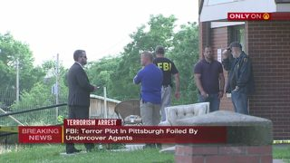 Syrian refugee arrested for allegedly planning terror attack on Pittsburgh church