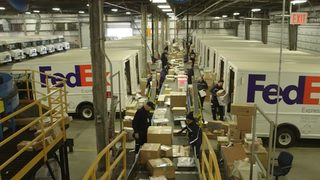 FedEx files lawsuit against US government
